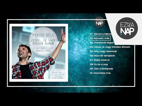 Ez az a nap! 2013 LIVE – Pintér Béla – Jézus, Te vagy minden álmom