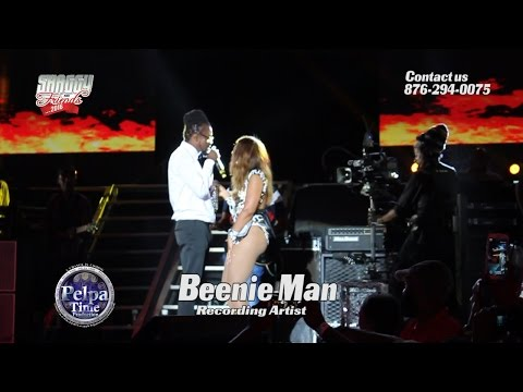 Ashanti & Beenie man on Stage to together thumbnail