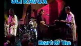 Watch Ultravox Heart Of The Country video
