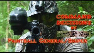 Paintball Sniper Country Fallout War in the Wasteland Scenario Tippmann Stryker Trails of Doom