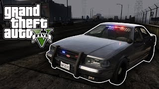 "GTA 5: Secret Cars ""Unmarked Police Car"" Location & Guide (GTA V)"