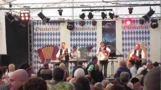 Zillertaler Haderlumpen - Brunssumse Oktoberfeesten 2012
