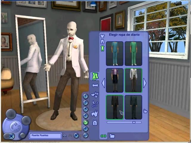 Los Sims 2 | Como crear a la muerte?