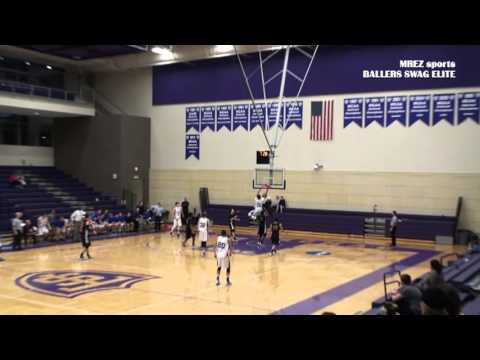 Basketball Dunks-Division One Recruit Delshon Strickland Top Ranked SG Holy Angels Gangnam Style
