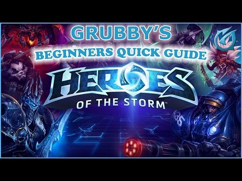 Grubby | Heroes of the Storm | Beginner's Quick Guide - Stutter Step Explained