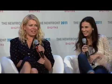 The Idea Behind 'The Conversation with Amanda de Cadenet'
