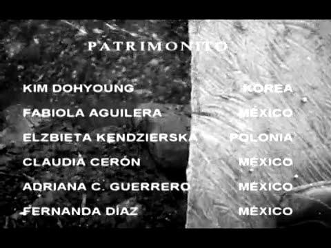 PATRIMONITO 2011.Taller de paisaje sonoro.Copainalá,Chiapas .Mèxico.mpg