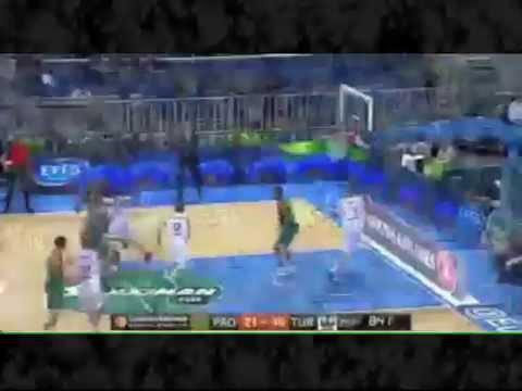 Panathinaikos Athens vs PGE Turow Zgorzelec (All baskets)
