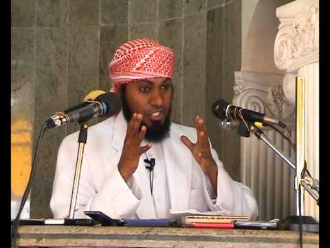 SHEIKH NURDIN KISHK - kumtetea mtume mohamed dhidi ya makafiri