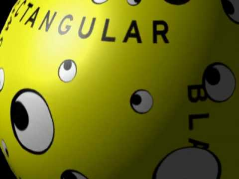 Negativland - Yellow Black And Rectangular