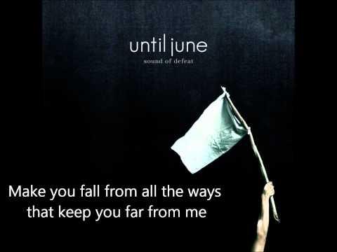 Until June - In My Head (Lyrics)