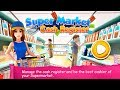 Supermarket Cash Register - Android Gameplay HD