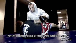 UFC 168: Tibau Locked and Loaded