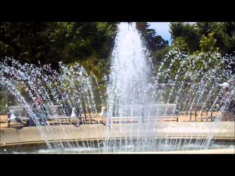 Fountains in Slow Motion