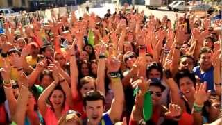 Flash Mob Zumba Fitness, Santiago - Chile Septiembre 2012.mp4
