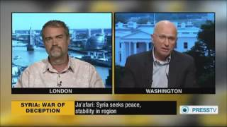 Video: Syria: War of deception and Perpetual warfare - Ken O Keefe vs Lawrence Korb  (PressTV)