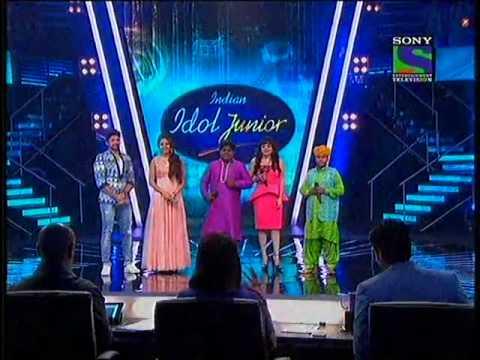 INDIAN IDOL JONIOR TOP 13 Elimination ADILI SINGH,VAISHNAV GIRISH,MOTI KHAN