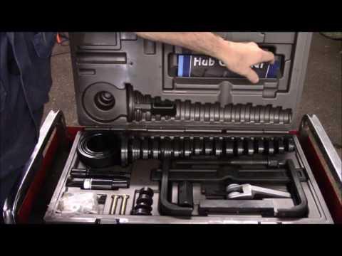 Tool Review For OTC Hub Grappler Kit 6575