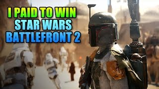 I Paid To Win - Star Wars Battlefront 2 Review