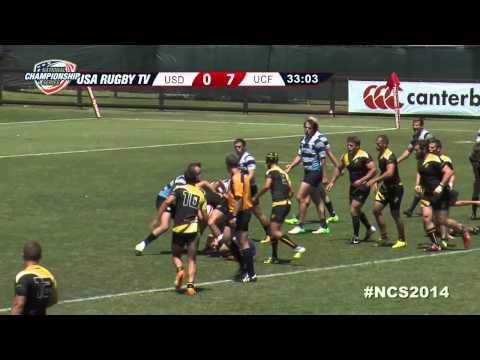Men's DI-AA Semi-Final - San Diego vs. Central Florida