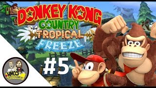 Donkey Kong Country: Tropical Freeze / Episode 5 / Tropical Troubles!