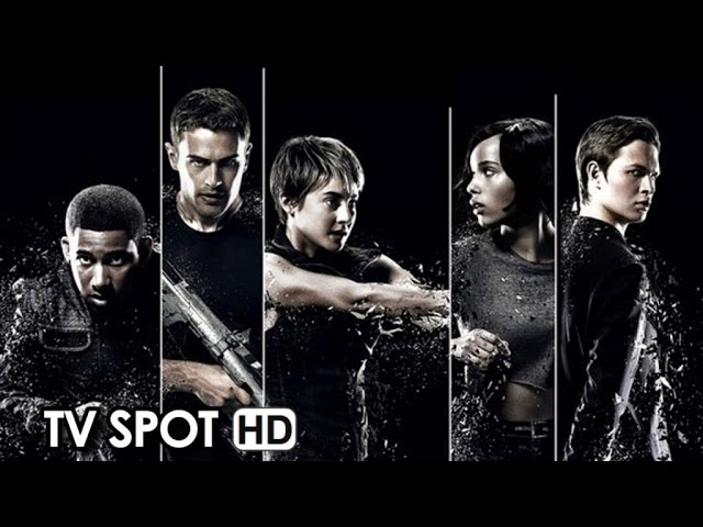 THE DIVERGENT SERIES: INSURGENT TV SPOT 'Not Afraid' (2015) - Shailene Woodley HD