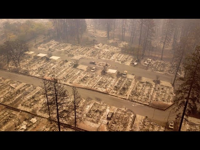 Number of missing in California Camp Fire spikes
