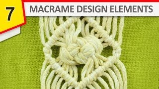 Design Elements - Diamond with Josephine knot - Tutorial