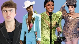BET AWARDS 2019 FASHION ROAST (i WOODn't wear lizzo's outfit)