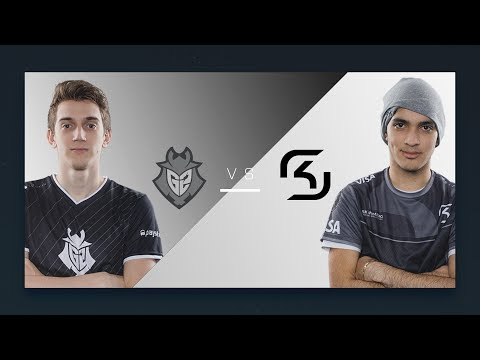 CS:GO - G2 vs. SK [Cbble] - Round 4 Group A - Dallas Finals - ESL Pro League Season 5