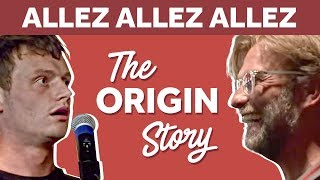 Allez Allez Allez: The Origin Story Behind The Liverpool Chant