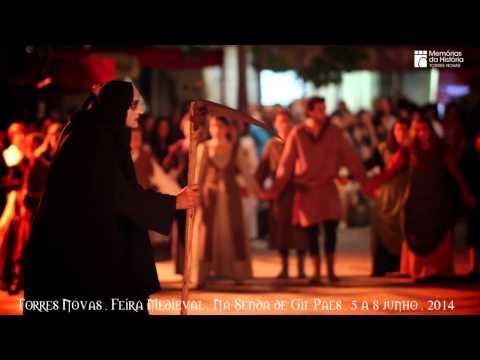"""Feira Medieval 2014 - """"Na Senda de Gil Paes"""" - Torres Novas"""