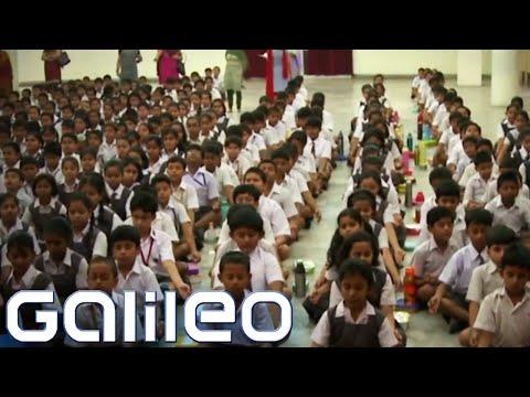 Xxl Schule Indien   Galileo video