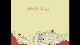 Watch Vivian Girls Cant Get Over You video