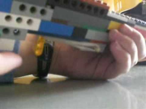 LEGO SHARP RIFLE
