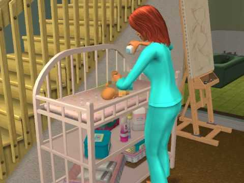 The Sims 2 Bad Mother