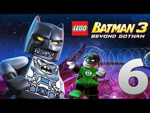 Zagrajmy w LEGO Batman 3: Poza Gotham odc.6 Statek Brainaca