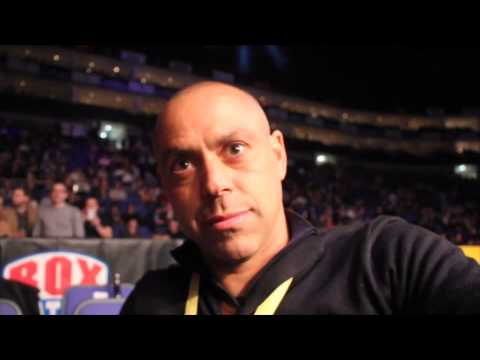 ADAM BOOTH TALKS ANDY LEE v PETER QUILLIN & FLOYD MAYWEATHER v MANNY PACQUIAO