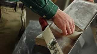 Drywall Banjo Tape Shooter Applicator Demonstration