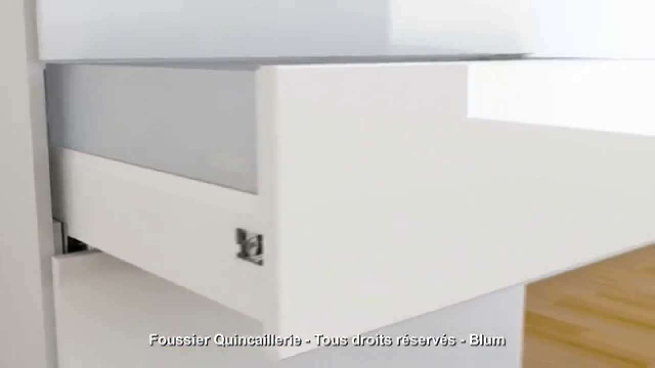 blum tandembox intivo r glage lat ral youtube. Black Bedroom Furniture Sets. Home Design Ideas