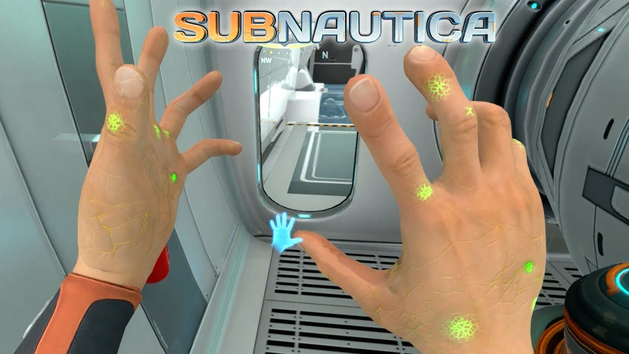 I'M BACK.. AND INFECTED?!?! [Ep. 70] | Subnautica