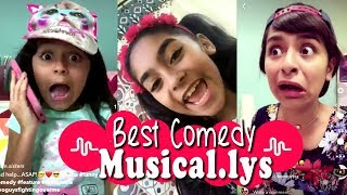 Comedy Musically Compilation 2017 - New Musical.ly - Funny Musers // GEM Sisters