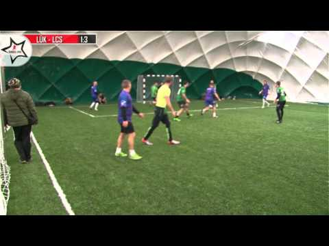 """Lüktető Porcogók - L-Csépel 2:5 - """"IV. Bikás Sport Pub Live Soccer League"""" 13.forduló - HÉTFŐ"""