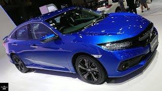 พาชม 2019 Honda Civic Minorchange 1.5 Turbo RS / HONDA SENSING ภายนอก ภายใน