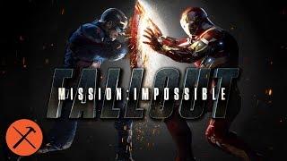 Captain America: Civil War Trailer (Mission Impossible: Fallout Style)