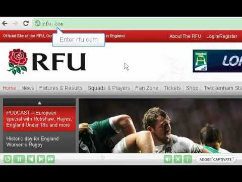 Free Rugby Video Downloader - Download Online Rugby Video from Internet.