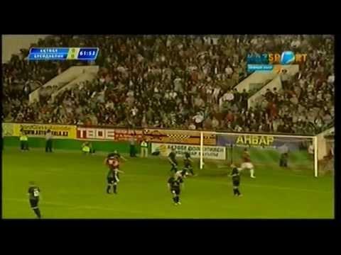 Актобе - Брейдаблик 1:0(0:0)   1 Августа 2013