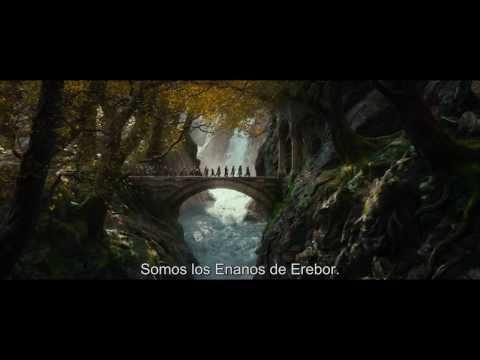 EL HOBBIT: LA DESOLACIÓN DE SMAUG - Tráiler 2 Subtitulado HD - Of. Warner Bros. Pictures