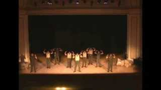 Alpha Phi Alpha - Tau Chapter: STEPDOWN 2012