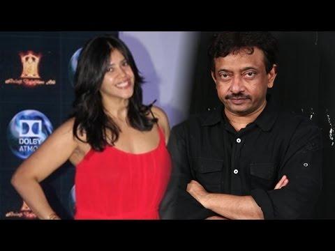 Ekta Kapoor Dodges Questions About Ram Gopal Varma